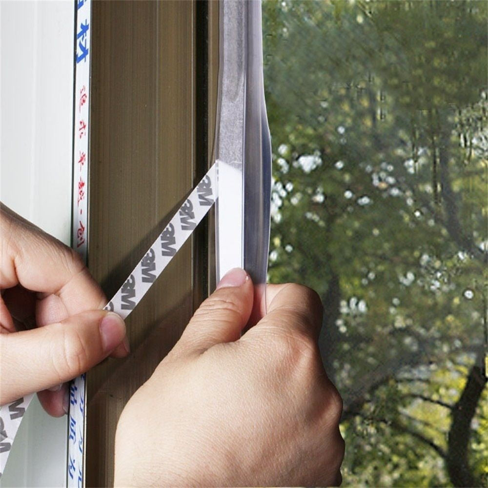 Door sealing tape