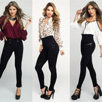Hollywood High Waist Shaping Leggings - Redbovi.com