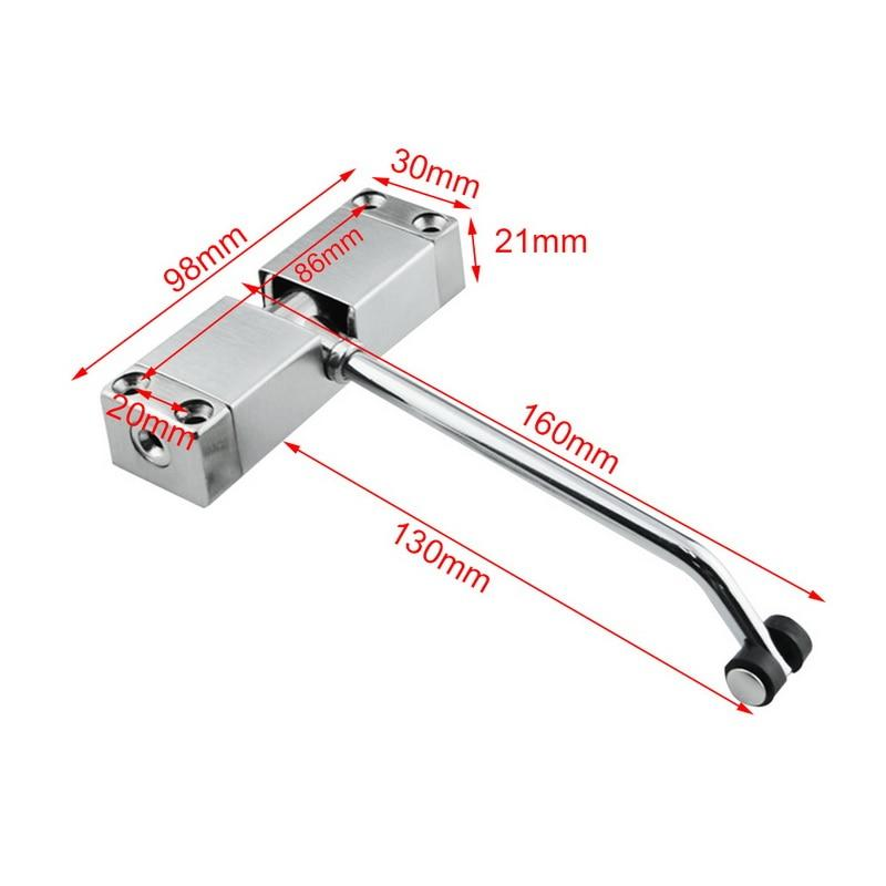Auto Mounted Spring Door Closer - Redbovi.com
