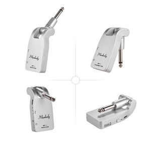 WIRELESS GUITAR TRANSMITTER - Redbovi.com