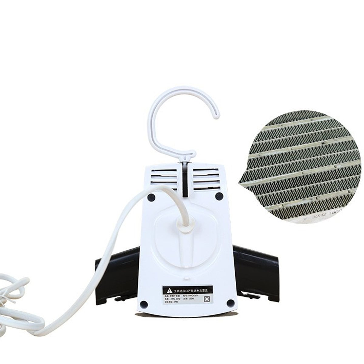 ELECTRIC CLOTHES DRYING RACK - Redbovi.com