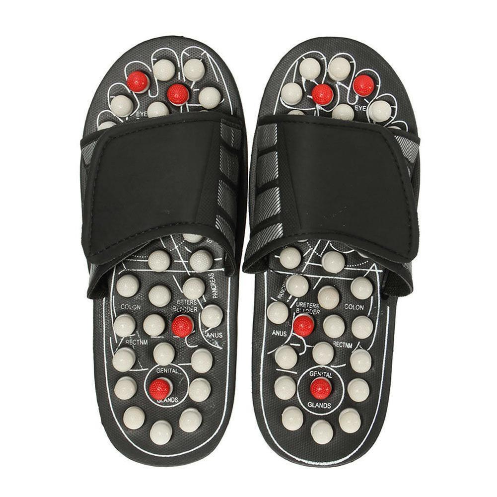 Acupuncture Slippers - Redbovi.com