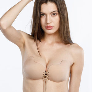 Push Up Strapless Bra - Redbovi.com