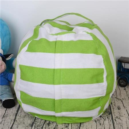 Storage Stuffed Animal Bean Bag - Redbovi.com