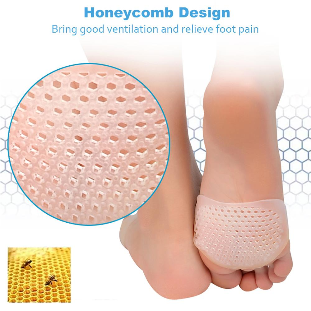Soft Honeycomb Forefoot Pain Relief - Redbovi.com