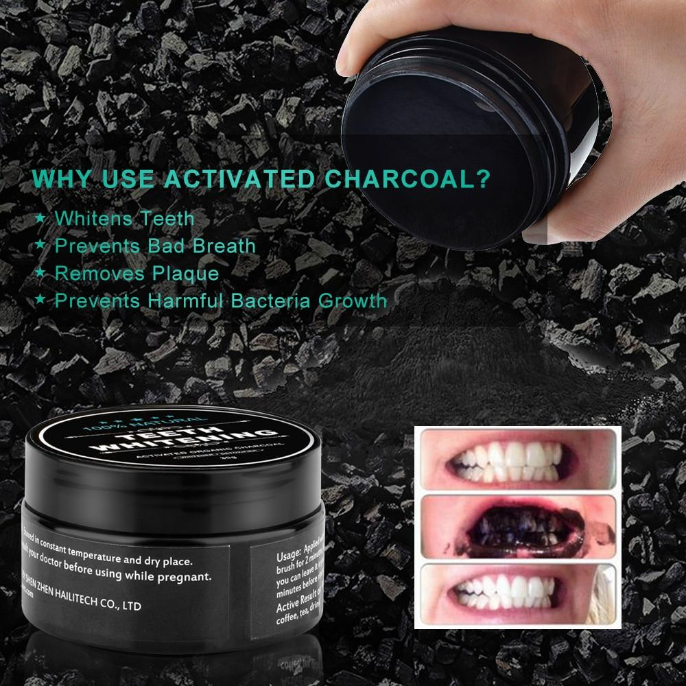 ACTIVATED CHARCOAL WHITENING POWDER - Redbovi.com