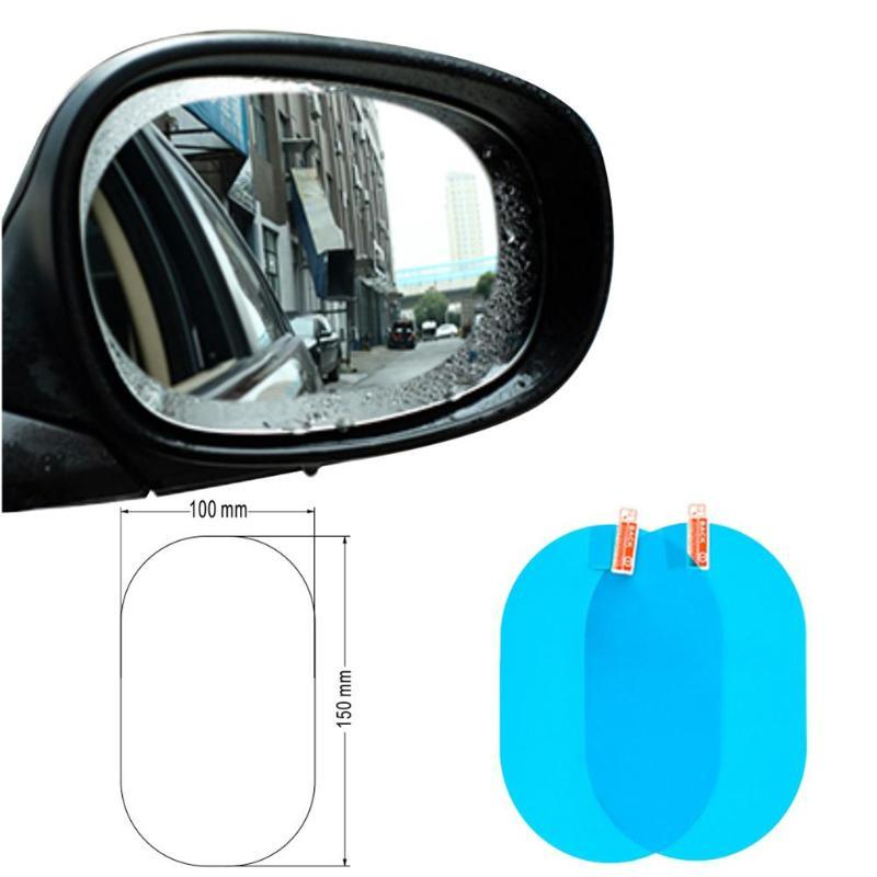 Car Side Rearview Mirror Waterproof Anti-Fog Film - Redbovi.com