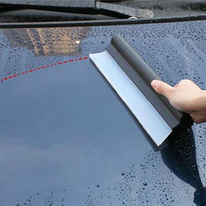Cleaning Water Squeegee Blades - Redbovi.com
