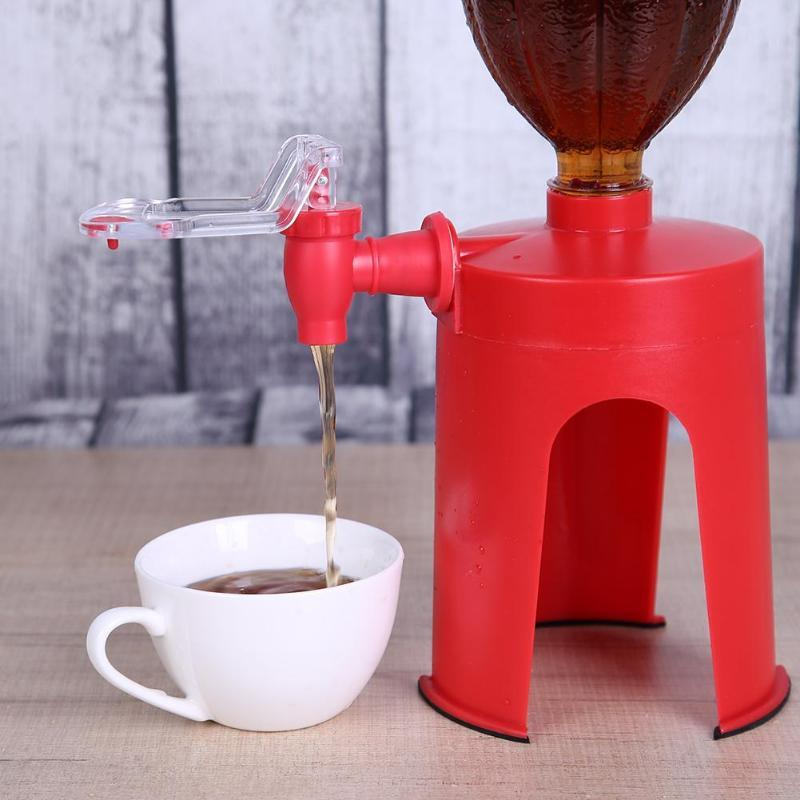 New Strange Creative Hand Pressure Carbonated Beverage Machine