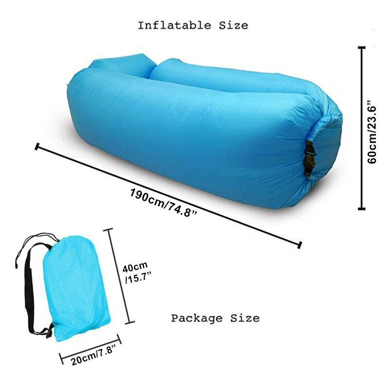 Inflatable Sofa - Redbovi.com