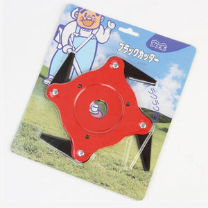 universal 6 blades trimmer head for lawn mower - Redbovi.com