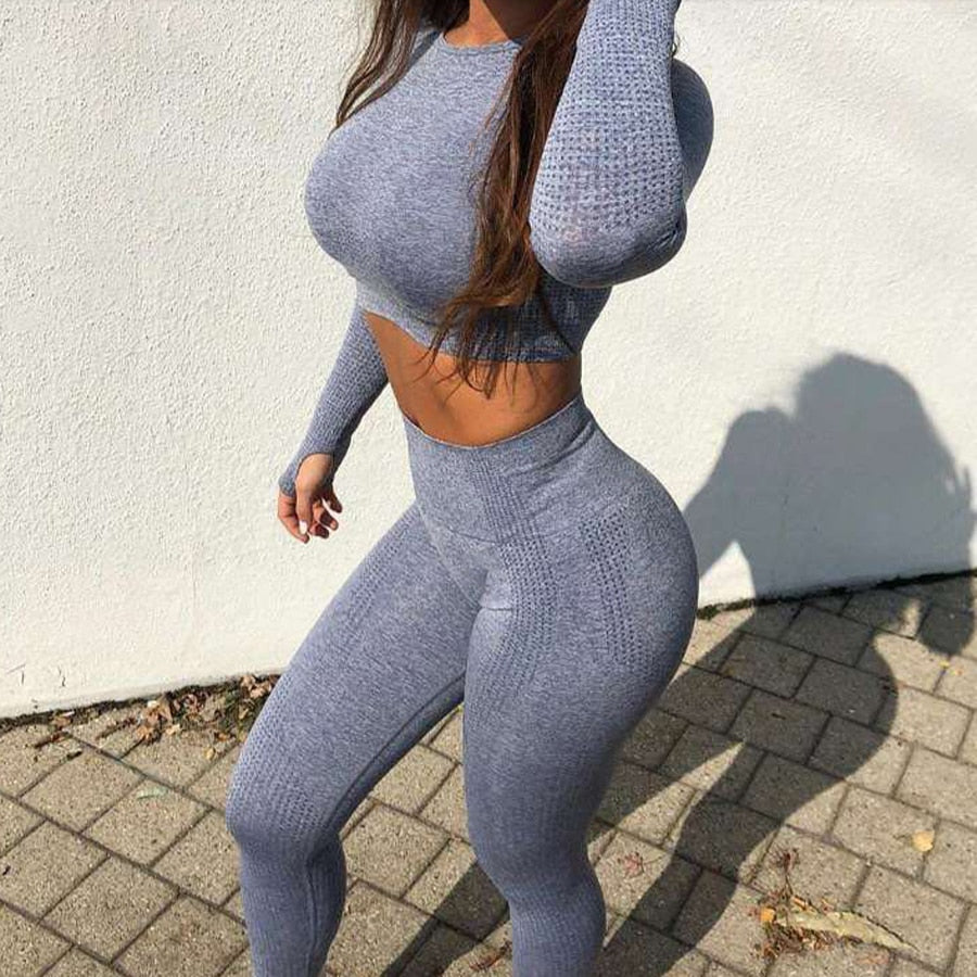 Women Sports Suit Gym Sets - BHsportswear.com
