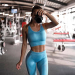 Women Sports Suits Yoga Sets Gym Sets - BHsportswear.com
