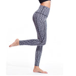 Woman High Waist Pants Leggings Tights - BHsportswear.com