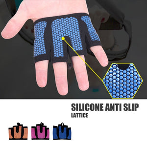 Gym Gloves Anti-slip Silicone - BHsportswear.com