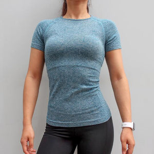 Short Sleeve Yoga & Workout - BHsportswear.com