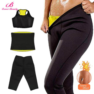 Women Shaper Set Slim Waist Pants Belt - BHsportswear.com