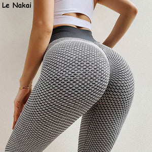 Women's push up seamless leggings sexy scrunch butt leggings high waist yoga pants fitness gym tights athletic sport legging - BHsportswear.com