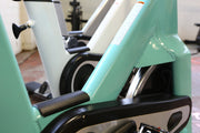 Custom Seafoam Sparkle Star Trac NXT with Brooks Saddle - Premium Certified Pre-Owned