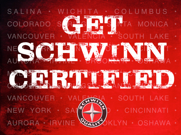 Schwinn Indoor Cycling Certification