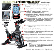 "Star Trac Spinner® Blade ION™ - ""Certified Pre-Owned"""