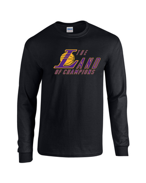 Land of champions Long sleeve t-shirt