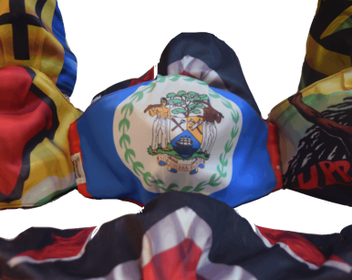 Flags Face Mask