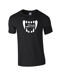 Wolf-Fangs short sleeves t-shirt