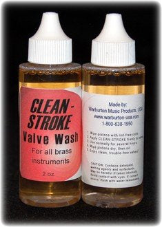 CLEAN-STROKE Valve Wash