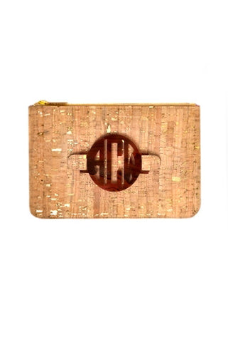 Cork Harper Clutch