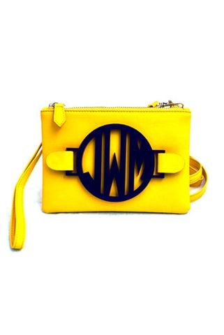 Yellow Izzy Bag