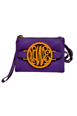 Purple Izzy Bag