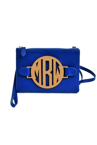 Royal Blue Izzy Bag
