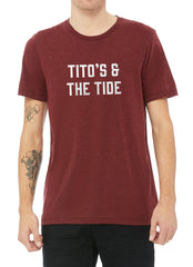Titos & The Tide Tee