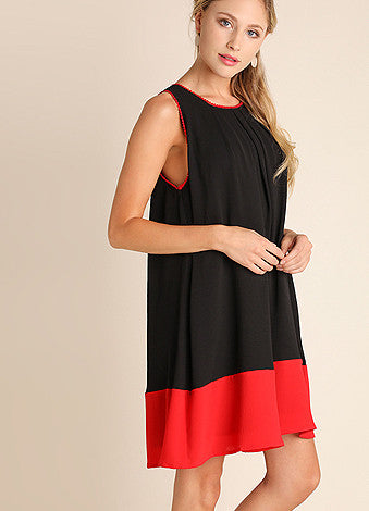 Red Zone Dress