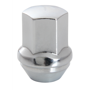 OEM STYLE CHROME DODGE Nuts. 22mm Hex. Car Applications