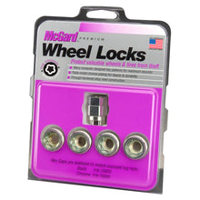 Load image into Gallery viewer, McGard 24012. Cone Seat- Under Hub Cap Wheel Lock Set (M12 x 1.5 Thread Size)