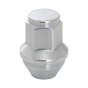 OEM Style Ford F-150 Chrome Nuts. 21mm Hex