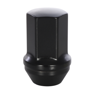 OEM Style Black Chrysler/Dodge/Ram 22mm Hex Lug Nuts 14x1.50