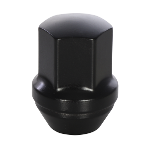 OEM STYLE Black GM Nuts. 22mm Hex. Car Applications