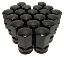 Load image into Gallery viewer, OEM Style Black Chrysler/Dodge/Ram 22mm Hex Lug Nuts 14x1.50
