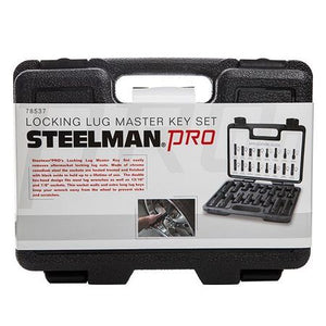 Steelman Pro Master Lock Key Set