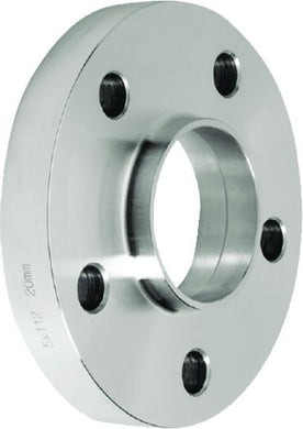 Aluminium Hub Centric Wheel Spacers. 5x112. Center Bore 66.6mm.