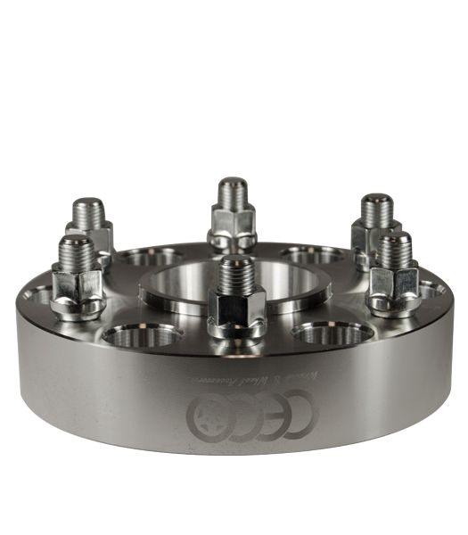 Aluminium Hub Centric Wheel Spacer Set of 4. 6x139.7. 14x1.50. 78.03mm Center Bore