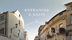 Entrances & Exits by Reif Larsen