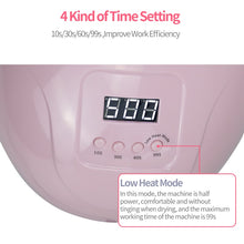 Load image into Gallery viewer, SUN X5 Plus 80W UV LED Gel Nail Lamp Quick Drying Nail Dryer Machine for Nail Curing