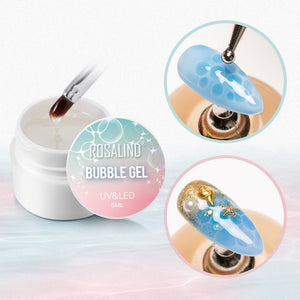 Bubble Gel Varnish Set Blossm Water Painting Gel Nail Polish