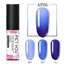Load image into Gallery viewer, 2020 New Color Changing Nail Gel (Three Colors Gel) A107