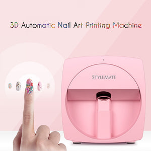 3D All-Intelligent Automatic Nail Painter A140