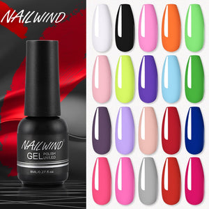 UV LED Poly painting gel nail art design Base Top
